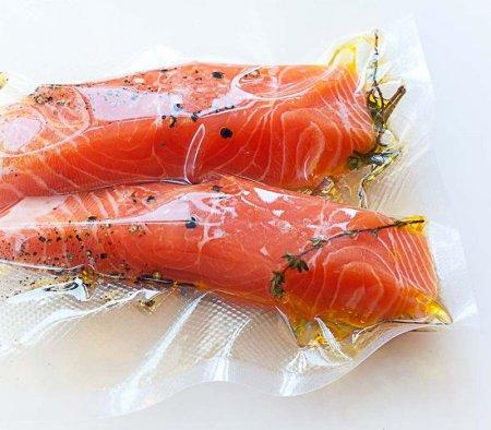 Особливості упаковки м'яса і риби
