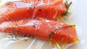 Особенности упаковки мяса и рыбы