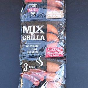 Упаковка ковбасок гриль