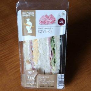 Упаковка сендвічів